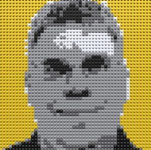 My LEGO portrait